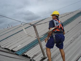 Consertar telhado vazamento